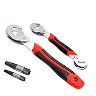 Mehrzweck universelle schraubenschlüssel schnelle öffnung live platte rohrschlüssel werkzeugsatz industrial-grade modelle 7 und 8