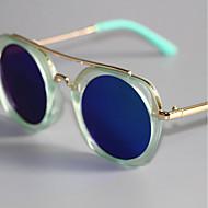 お買い得  子供用アクセサリー-男女兼用 メガネ, 琥珀(メタルクリップ付き) 春、夏、秋、冬 ブルー ピンク