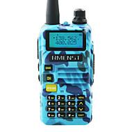 rmenst uv-r60 update vysílač s dlouhým dosahem radio uhf vhf dual band dlouhá pohotovostní režim dualband dvoukanálové rádio duální