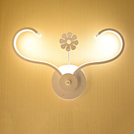 tanie Kinkiety Ścienne-Modern / Contemporary Lampy ścienne Na Living Room Domowy Aluminium Światło ścienne 110-120V 220-240V 14W