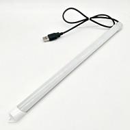 ZDM® 0.5m Faste LED-lysstriber 36 lysdioder 5730 SMD Varm hvid / Kold hvid Vandtæt / Passer til Køretøjer <5 V 1pc / IP44