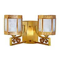 ambient light wall sconces 40 e27 rustikk / lodge retro / vintage for