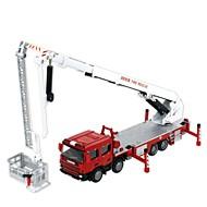 Vozidlo Herní sady pro auta Akční hračky Toy Trucks & Construction Vehicles Vzdělávací hračka Hasiči Hračky Toy Shape Náklaďák Automobily