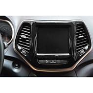 voordelige Head-up displays-Autoproducten Center Stack Covers DHZ auto-interieurs Voor Jeep Alle jaren Cherokee Kunststof