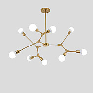 cheap Chandeliers-Traditional/Classic Modern/Contemporary Mini Style Chandelier Ambient Light For Living Room Bedroom Dining Room 110-120V 220-240V Bulb