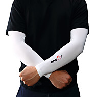 cheap Armwarmers & Legwarmers-Bike / Cycling Sleeves Anti-Slip Quick Dry Heat Retaining UPF50+ Fitness Breathability Polyester Nylon Camping / Hiking Exercise &