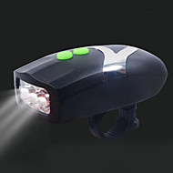 Ultra-loud Electronic Bicycle  Bell with Led Flashlight