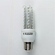 billige Kornpærer med LED-1pc 9 W 720 lm E27 LED-kornpærer T30 48 LED perler SMD 3528 Kjølig hvit 110-240 V