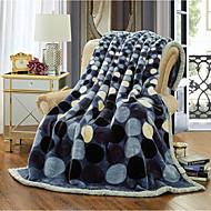 Superweich,Bedruckt Tiere Polyester Decken