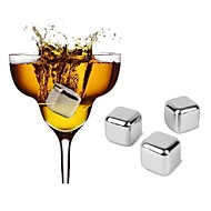 cheap -Modern / Contemporary Stainless Steel, Wine Accessories High Quality CreativeforBarware 2.6*2.*2.6cm cm 0.03kg kg