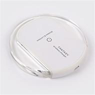 Ασύρματος Φορτιστής Φορτιστής USB USB Ασύρματος Φορτιστής / Qi 1 θύρα USB 2 A DC 5V για iPhone 8 Plus / iPhone 8 / S8 Plus