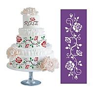 billige Bakeredskap-Cake Moulds Kvadrat Kake Smykker GDS Høy kvalitet Kreativ baking Tool Ny ankomst