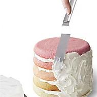 billige Bakeredskap-Bakeware verktøy Japansk Rustfritt Stål Multifunksjonell / baking Tool Brød / Kake Rektangulær Pastry Cutters 1pc