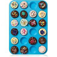 billige Bakeredskap-Bakeware verktøy Silikon Multifunksjonell / baking Tool / 3D For kjøkkenutstyr Cake Moulds 1pc