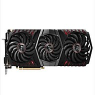MSI Video Graphics Card GTX1080Ti 1683  / 1569 11GB/352 bit GDDR5X