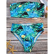 Dame Boheme Bikini - Blomstret