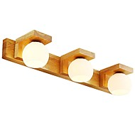 billige Vegglamper-Moderne / Nutidig Vegglamper Til Stue Leserom/Kontor Metall Vegglampe IP24 110-120V 220-240V 5W
