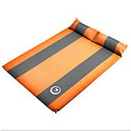 Χαμηλού Κόστους -0.3-Shamocamel® Φουσκωτό Κρεβατάκι Στρωματάκι Ύπνου Αυτοδιογκωμένο στρώμα Εξωτερική Υδατοστεγανό Φορητό Πτυσσόμενο Φουσκωτό Χοντρό Ξεκούραση