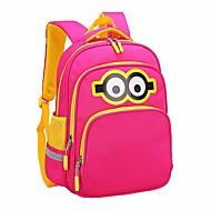 billige Skoletasker-Tasker Oxfordtøj Børne Tasker Lynlås for Afslappet Rosa / Himmelblå / Marineblå