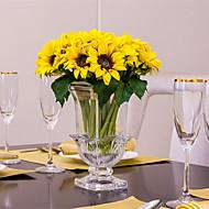 billige Kunstig Blomst-Kunstige blomster 6 Afdeling pastorale stil Solsikke Bordblomst