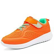 baratos Sapatos de Menina-Para Meninas Sapatos Couro Ecológico Primavera Conforto Tênis Caminhada para Azul / Rosa claro / Azul Real