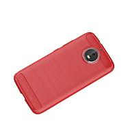 billiga Mobil cases & Skärmskydd-fodral Till Motorola C plus C Ultratunt Skal Ensfärgat Mjukt TPU för Moto Z2 play Moto Z Force Moto Z Moto X4 Moto G5s Plus Moto G5s Moto