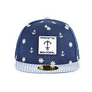 cheap Kids' Accessories-Boys' Hats & Caps, Summer Polyester Bandanas - White Black Red Navy Blue