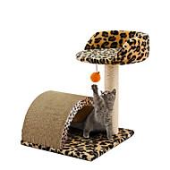 preiswerte Katzenspielzeug-Katze Betten Kratz & Ritz Kunst Papier & Papierhandwerk Haustiere Einsätze Leopard Leopard Für Haustiere