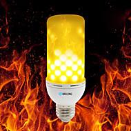 billige Kornpærer med LED-BRELONG® 1pc 4W 700lm E14 E27 B22 LED-kornpærer 99 LED perler SMD 2835 Varm hvit 85-265V