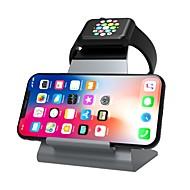 billiga Mobil cases & Skärmskydd-Säng Skrivbord stativ Gravity Type Silikon Aluminium Hållare