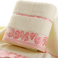 cheap Towels & Robes-Fresh Style Bath Towel, Jacquard Superior Quality 100% Cotton Plain 100% Cotton Towel