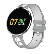 お買い得  スマートウォッチ-心拍計 血圧測定 情報 カメラコントロール APPコントロール 歩数計 睡眠サイクル計測器 端末検索 目覚まし時計 着信通知 座りがちなリマインダー ブルートゥース 4.0 iOS Android いいえSIMカードスロットはありません