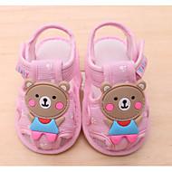 Beba Cipele Tkanina Proljeće Ljeto Cipele za bebe Udobne cipele Sandale za Kauzalni Bež Plava Pink
