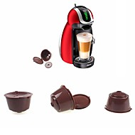 cheap Coffee and Tea-1pc Plastic Coffee and Tea Creative Kitchen Gadget , 5.4*5.4*4