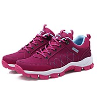 Hombre Zapatos PU Otoño / Invierno Confort Zapatillas de Atletismo Running Azul Oscuro / Fucsia / Azul Claro / Eslogan tOCX7KPmR
