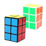 Rubik's Cube QIYI MFG2003 2*2*3 2*3*3 Cubo Macio de Velocidade Cubos mágicos Cubo Mágico Retângular Dom Unisexo