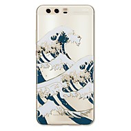 billiga Mobil cases & Skärmskydd-fodral Till huawei P9 Huawei P9 Lite Huawei P8 Huawei Huawei P9 Plus Huawei P7 Huawei P8 Lite Huawei Mate 8 P10 Plus P10 Lite Mönster Skal