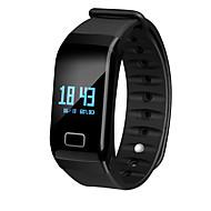 tanie Inteligentne zegarki-Inteligentne Bransoletka Bluetooth Przenośny/a Krokomierz Monitor aktywności fizycznej Rejestrator snu Bluetooth 4.0 Android 4.4 iOS Nie
