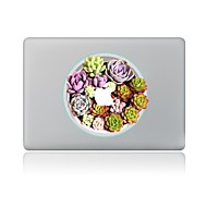 tanie Akcesoria do MacBooka-1 szt. Naklejka na obudowę na Odporne na zadrapania Wzorki PVC MacBook Pro 15'' with Retina MacBook Pro 15'' MacBook Pro 13'' with Retina