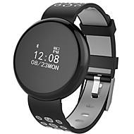 tanie Inteligentne zegarki-YY-I8 na Android 4.4 / iOS Spalone kalorie / Rejestr ćwiczeń / Krokomierze / Czujnik pracy serca / Kontrola APP Pulsometr / Krokomierz / Rejestrator aktywności fizycznej / Rejestrator snu / siedzący