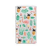 billiga Mobil cases & Skärmskydd-fodral Till Huawei MediaPad T3 8.0 Genomskinlig Mönster Skal Växter Flamingo Mjukt TPU för