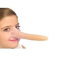 Smiješni rekvizit Pinocchio nos Igračke za kućne ljubimce Pravokutno Cosplay Pinocchio plastika Odrasli 1 Komadi