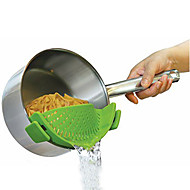 tanie Akcesoria do owoców i warzyw-Narzędzia kuchenne Silikonowy Szumówka warzyw 1szt