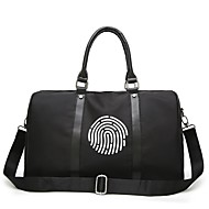 billige Rejsetasker-Oxfordtøj Rejsetaske Mønster / tryk for Afslappet udendørs Alle årstider Sort