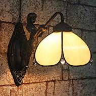 billige Vegglamper-Øyebeskyttelse Land Vegglamper Til Spisestue Metall Vegglampe 220-240V 40W