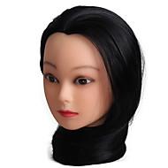 voordelige Gereedschap & Accessoires-Synthetisch haar Pruik mannequinhoofden Haarstylinghulpmiddelen Hoge kwaliteit Klassiek Dagelijks