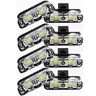 Χαμηλού Κόστους Car Signal Lights-Λάμπες 16W LED Υψηλής απόδοσης 16 Φώτα LED αναβοσβήνουν For Universal Όλα τα μοντέλα Όλες οι χρονιές