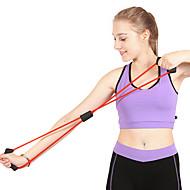 tanie Inne akcesoria fitness-Gumy do ćwiczeń Fitness Siłownia Ciąg Trening siłowy Gumowy