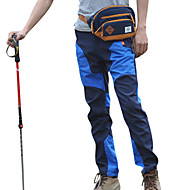cheap -Men's Hiking Pants Outdoor Windproof, Waterproof, Thermal / Warm Spring, Fall, Winter Softshell Pants / Trousers Camping / Hiking Leisure Sports Cycling / Bike XL XXL XXXL / Breathable / Quick Dry