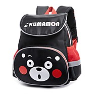 cheap Bags-Children's Unisex Bags Polyester Sports & Leisure Bag Pattern / Print Zipper for Casual Outdoor All Seasons Black